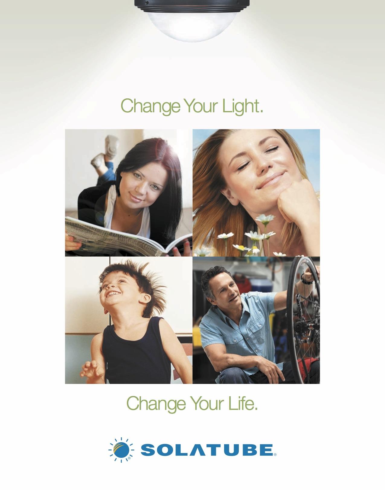 Brochure, DRTV page 1